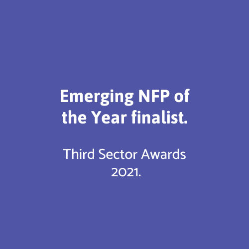 Emerging NFP of the Year Award finalist